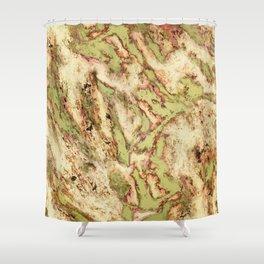 Scrub Shower Curtain