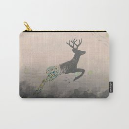 Whimsey Woodland Stag Carry-All Pouch