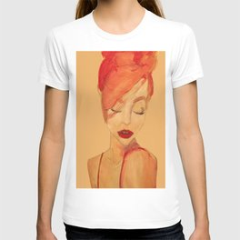 Joan Holloway Inspired T-shirt