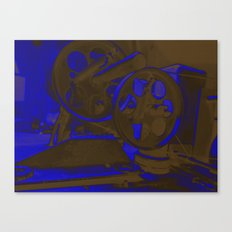 wheels of integrity Canvas Print