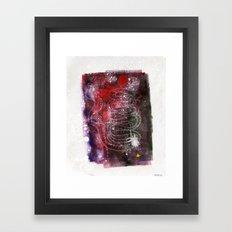 tripas Framed Art Print