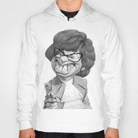 snl Hoodies featuring Austin Power, Mike Myers by Patrick Dea