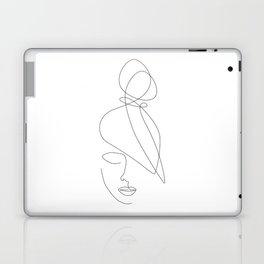 Hairstyle Lines Laptop & iPad Skin