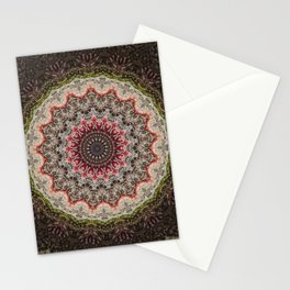 Trichome Crystal Portal Stationery Cards