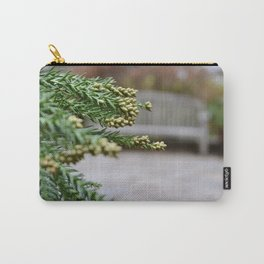 Christmas Plants Carry-All Pouch