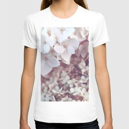 Flower photography by Olesia Misty T-shirt