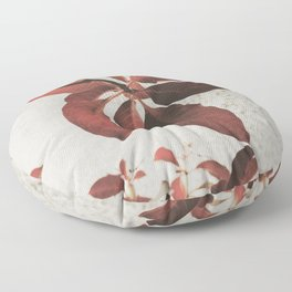 paint the town red Floor Pillow