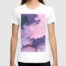 water color wave II COLLAB DYLA T-shirt