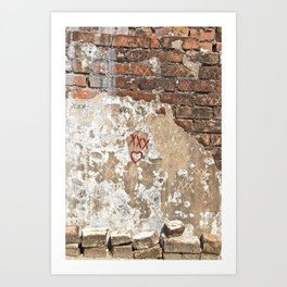 Blessings from Laveau Art Print