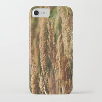 grass iPhone & iPod Cases featuring grass by Artemio Studio