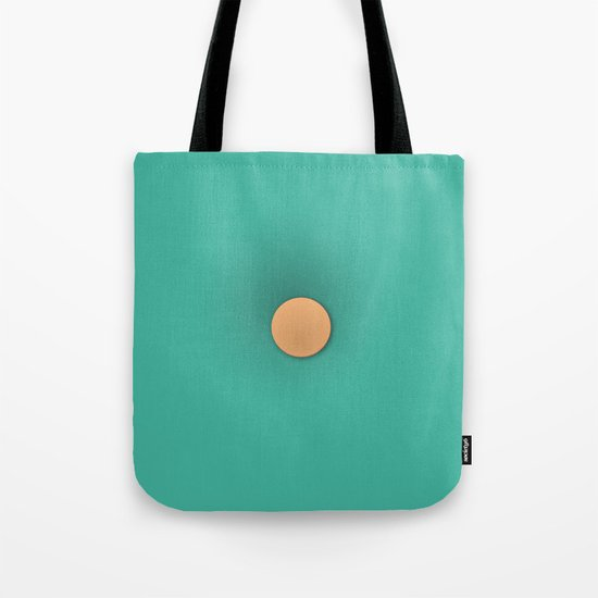 Button pillow Tote Bag