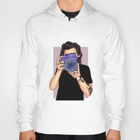 harry styles Hoodies featuring Styles by sparklysky