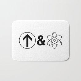 Up&Atom. Bath Mat