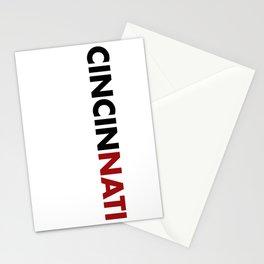 CINCINNATI Stationery Cards