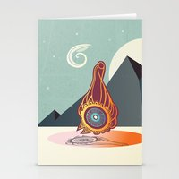 zodiac Stationery Cards featuring The zodiac by /CAM