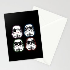 Kiss Troopers Stationery Cards