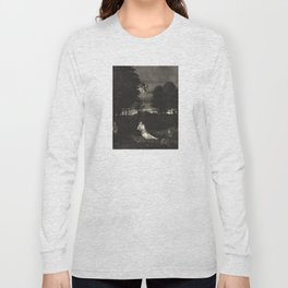A Maidens Dream. Lotto. Long Sleeve T-shirt