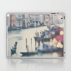 winter in Venice ... Laptop & iPad Skin