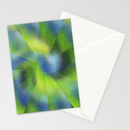 orquidea trópico Stationery Cards