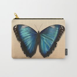 Morpho hyacintus Carry-All Pouch