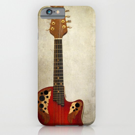 Mandolin iPhone & iPod Case