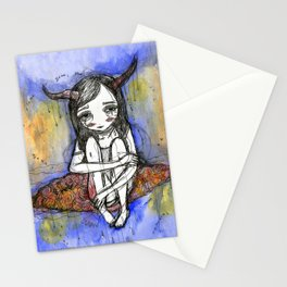 balance / after the storm Stationery Cards