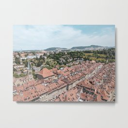 Old City Bern, Switzerland #2 Metal Print