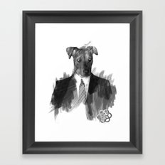 Reservoir Dog Framed Art Print