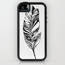 Feather - Lucidity iPhone Case