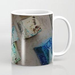 Single Ceramic Tiles Coffee Mug