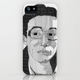 Max Renn. iPhone Case