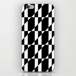 Optical pattern 1 iPhone Skin