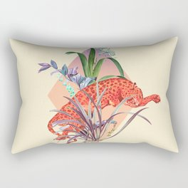 Pastel Pounce Rectangular Pillow