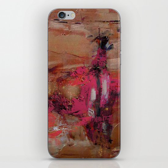 Mud Wall iPhone & iPod Skin