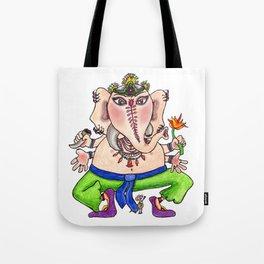 Beloved Ganesha Tote Bag