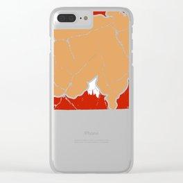 Switzerland Zurich gift Alps Swiss Clear iPhone Case