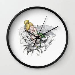 Restless Tink Wall Clock
