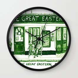 The Great Eastern, Brighton Wall Clock