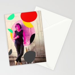 Woman N8 Stationery Cards