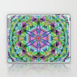 Vitality Mandala - The Mandala Collection Laptop & iPad Skin