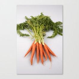 Vibrant Vegetable Canvas Print