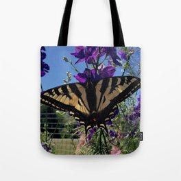 Swallowtail 2 Tote Bag