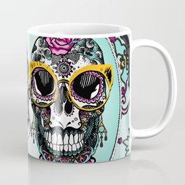 sugar skull familly Coffee Mug