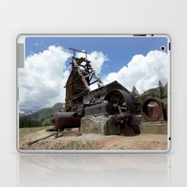 Exploring the Longfellow Mine of the Gold Rush - A Series, No. 2 of 9 Laptop & iPad Skin