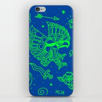seahawks iPhone & iPod Skins featuring Seahawks Super Bowl Champion by Maioriz Home