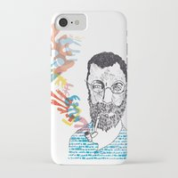 matisse iPhone & iPod Cases featuring Matisse by Le Hello