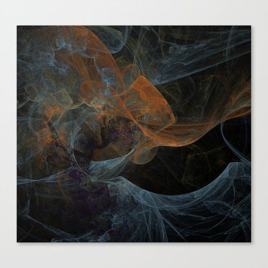 Color Abstraction Canvas Print