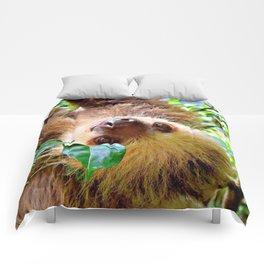 Awesome Sloth Comforters