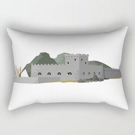 Arrrr fortress Rectangular Pillow