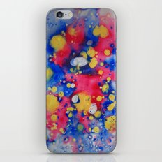 Colour Mix I iPhone & iPod Skin